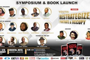"James Useghan set to launch ""The Competent Youth"