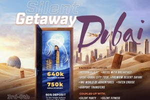 Everything You Need To Know About Silent Getaway Dubai