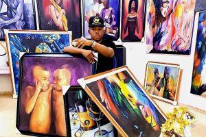 JOEL ONORIODE set to exhibit at 7th World Art Dubai 2021