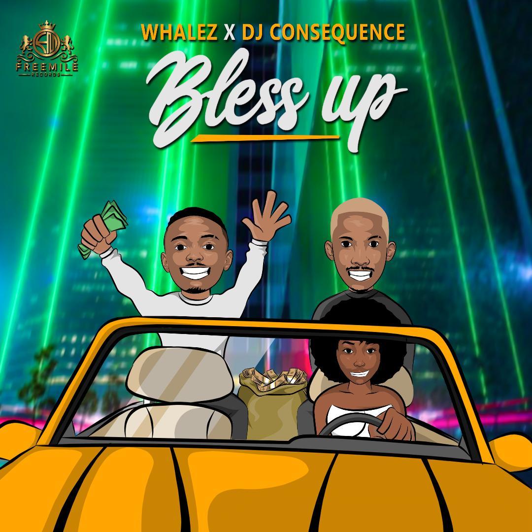 Whalez x DJ Consequence – Bless Up (prod. Blaise Beatz)