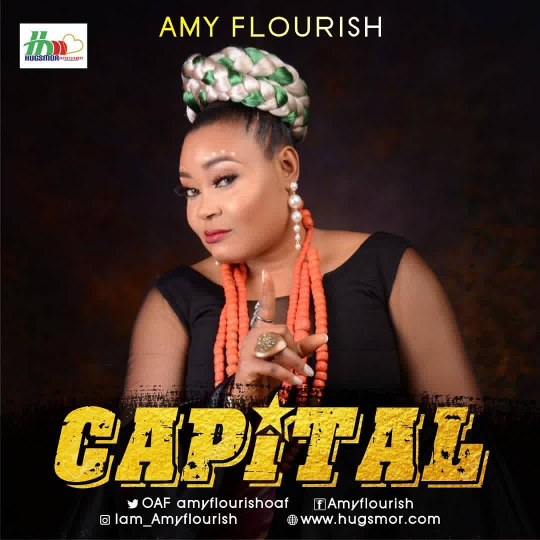 Amy Flourish – Captain