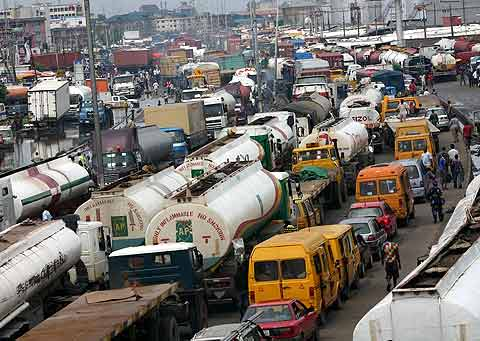 Relieve For Residents, Motorists As E-Call Up Begins In Apapa