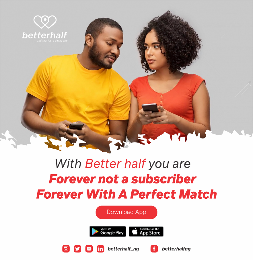 Better Half: A Dating App for Long-Lasting Relationships