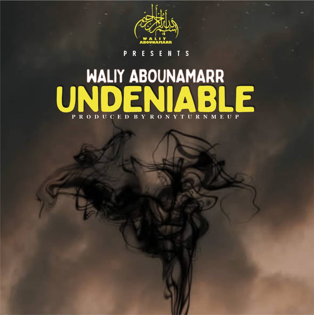 WALIY ABOUNAMARR – UNDENIABLE (OFFICIAL VIDEO)