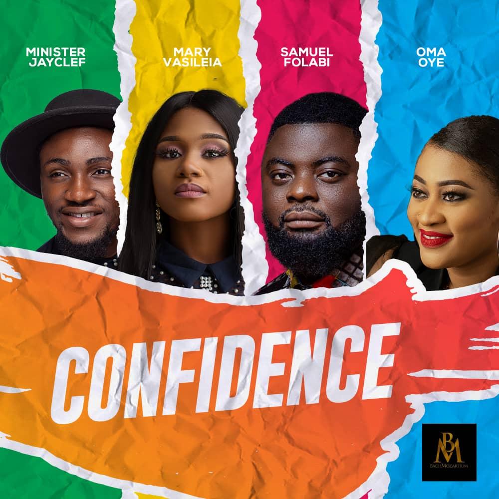 Bachmomusic – Confidence ft Oma Oye, Minister Jayclef, Mary Vasileia & Samuel Afolabi