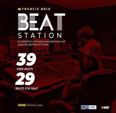 Francis Brio – Beat Station [Official Video] (Beats Only)