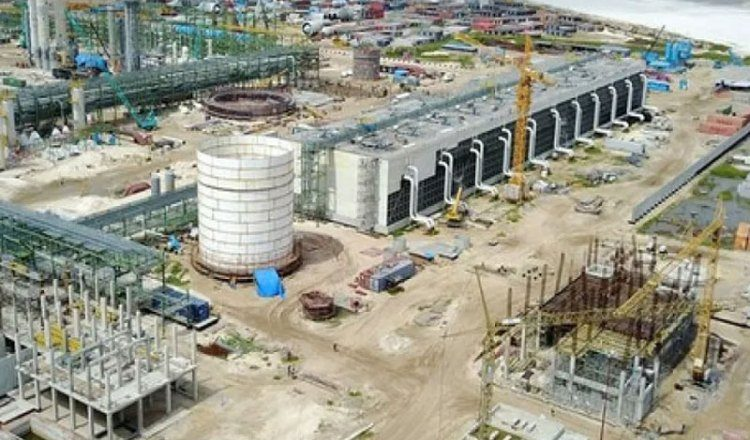 NNPC to Borrow $3.8bn to Acquire Dangote Refinery Shares