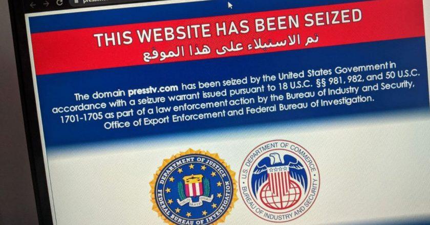 US Seizure of Iran-linked Websites 'Shortsighted', Analysts Say