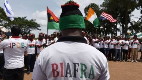 Panic In Delta As Military Helicopters Bomb Suspected IPOB Camps