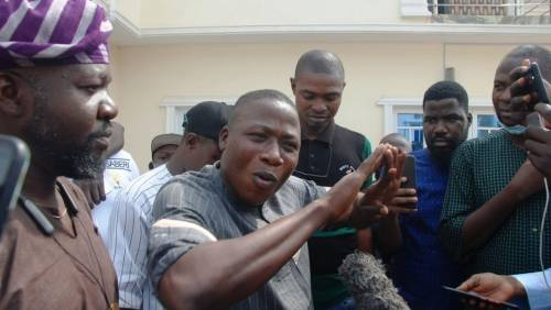Igboho's Aide, Koiki Ignores His Principal's Position, Insists Lagos Rally Will Hold As Planned