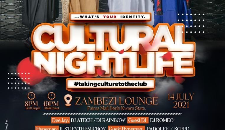 Shud Apparel Presents Cultural Nightlife