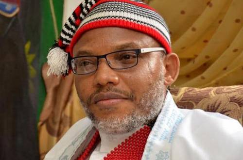 Nnamdi Kanu Writes British Commission In Nigeria, Demands Full Protection, Unconditional Release As British Citizen