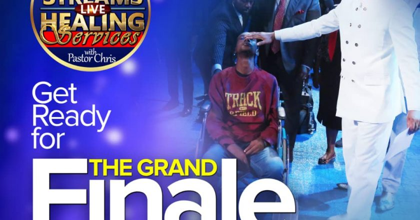 Breaking News! Billions across the world eagerly await The Grand Finale of  Healing Streams Live Healing Services with Pastor Chris