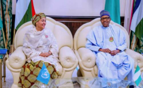 UN Chief, Amina Mohammed, Bans US Media Outlet For Asking About Sunday Igboho's Trial In Benin Republic