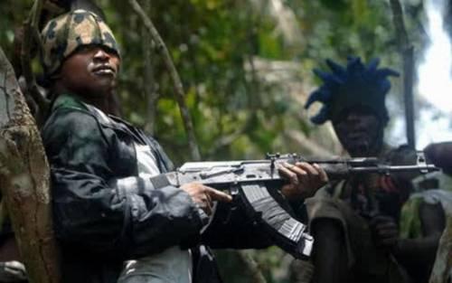 Gunmen Kidnap Seven Nigerian Navy Personnel In Edo