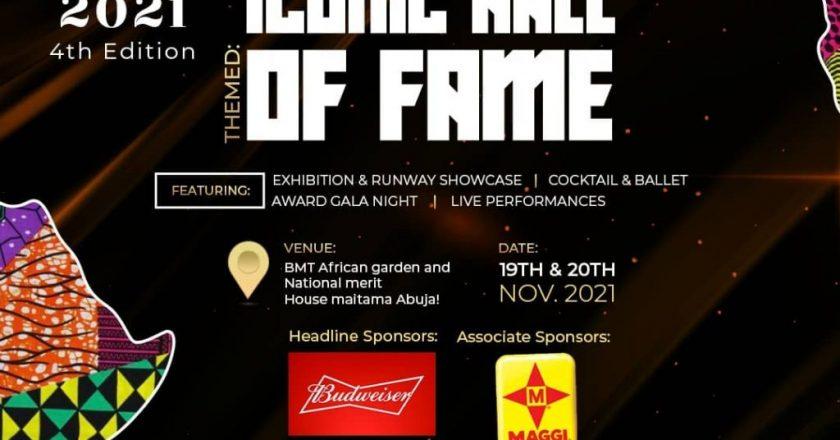 NEWS: African Fashion Designer Award announces Budweiser & Maggi as official 2021 sponsors